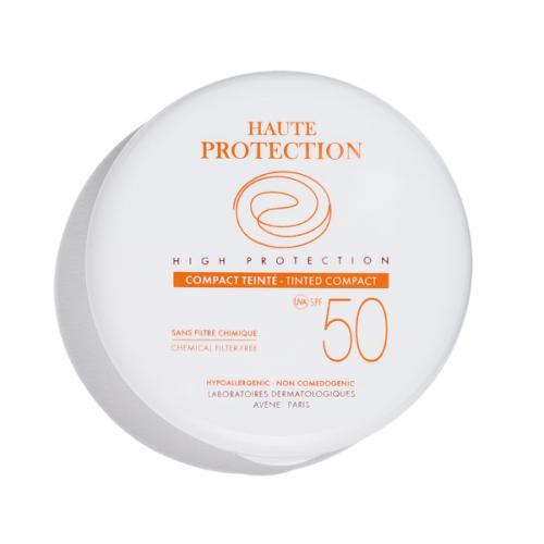 High Protection Tinted Compact SPF 50 Beige by Avène