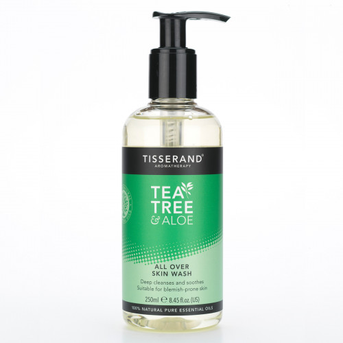 Tisserand  Tea Tree & Aloe All Over Skin Wash