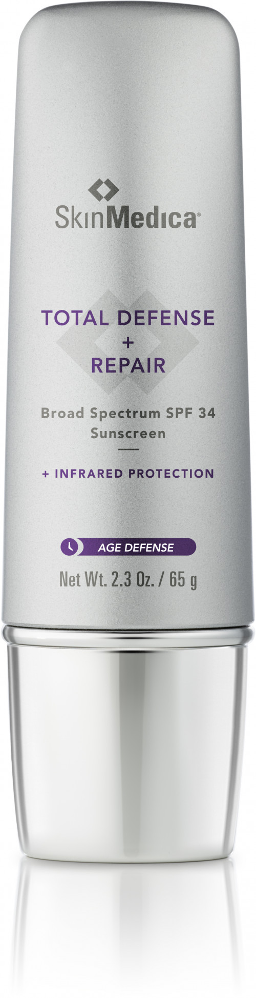 Total Defense + Repair Broad Spectrum Sunscreen SPF 34  by Skinmedica