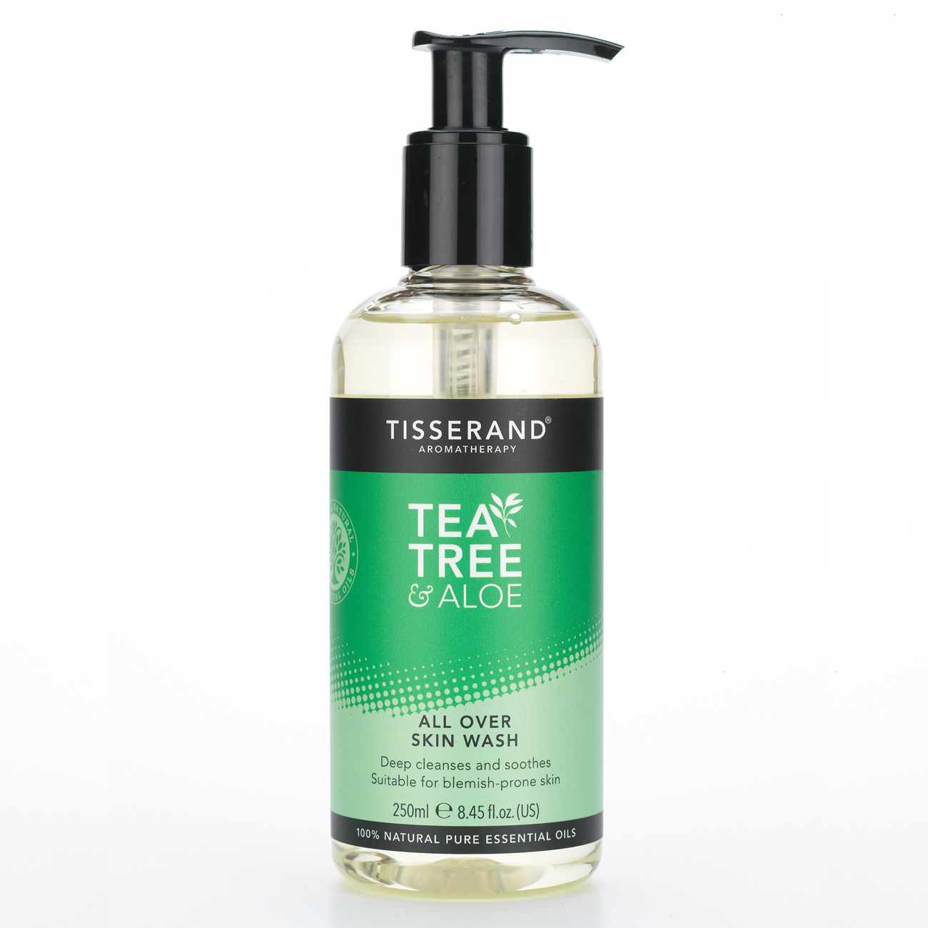 Tisserand  Tea Tree & Aloe All Over Skin Wash