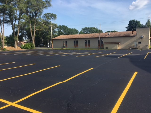 Commercial Sealing Rochester