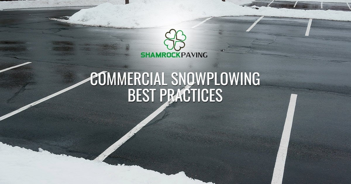 Parking Lot Snow Removal Rochester NY