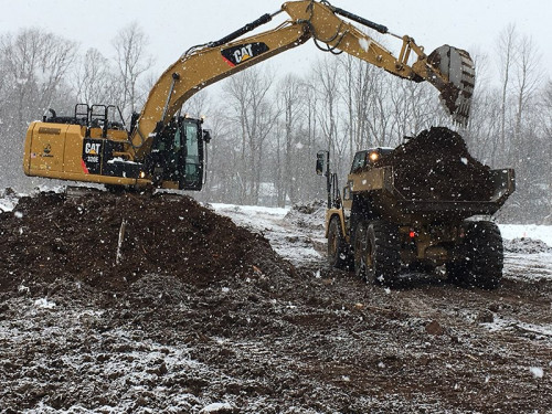 Excavation Services Rochester NY