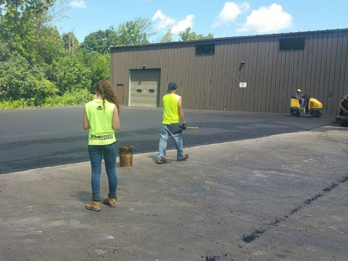Commercial Paving Rochester NY