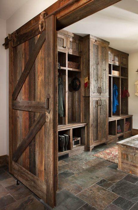 where to put a mud room - home design