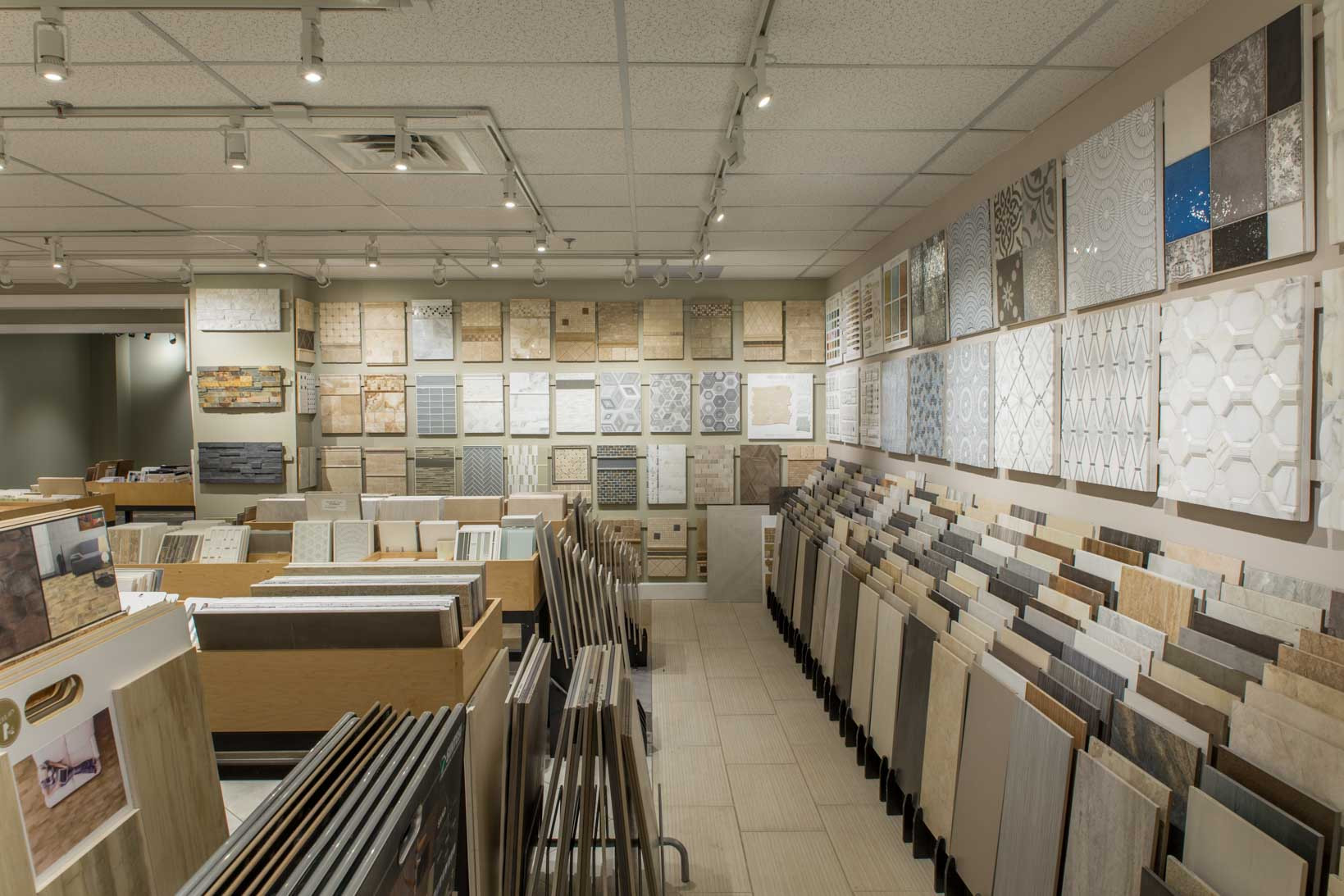 Concept II Tile Showroom in Rochester, NY