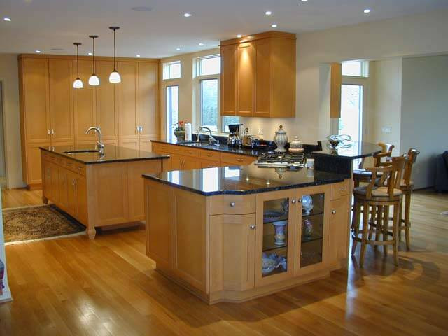 Neff Maple Cabinets Kitchen Remodel In Rocheser Ny Concept Ii