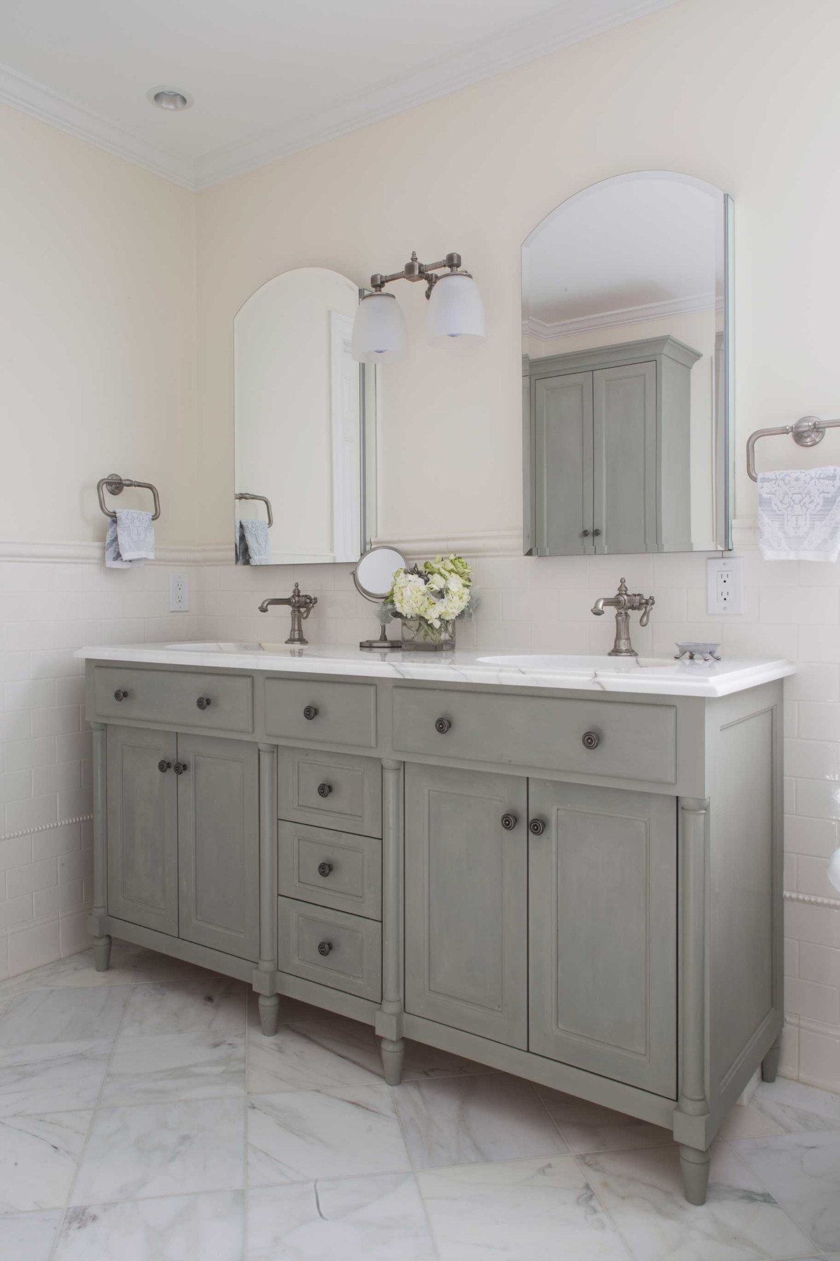 Classical Comfort Bathroom Remodel In Rochester Ny Concept Ii
