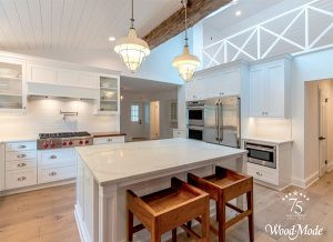 Kitchen trends shown in this LUXURIOUS TRADITIONAL KITCHEN REMODEL