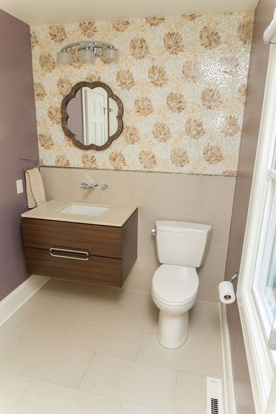 Floating Bathroom Vanity Rochester, NY