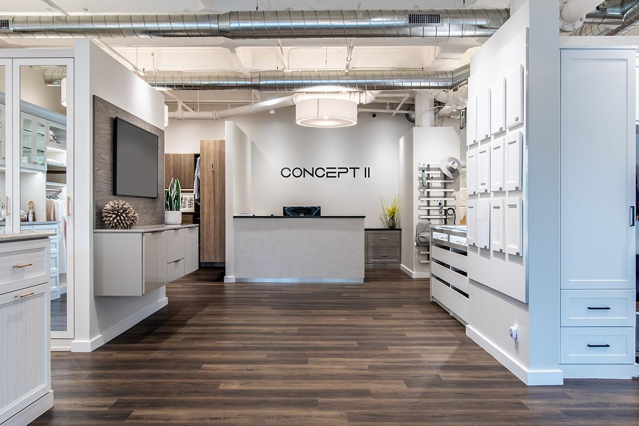 Concept II Closets