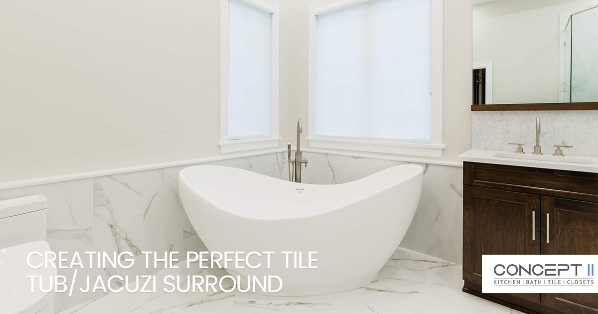 Creating a Stunning New Tub Splash or Tile Surround