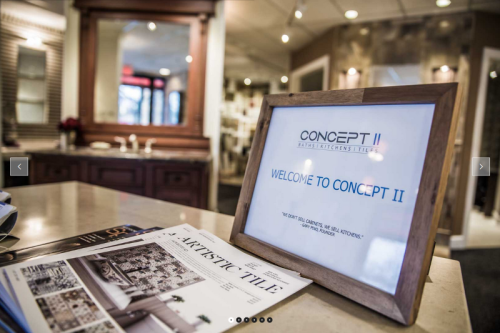 Virtual Showroom Tour of Concept II Kitchen & Bath Design and Remodeling in Rochester
