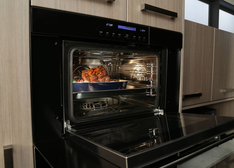Steam Oven Roast