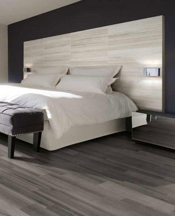 bedroom tile that looks like wood
