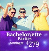 Bachelor & Bachelorette Party Limousine Rentals