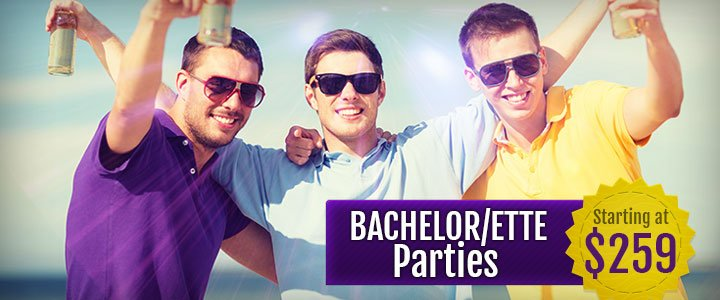 Bachelor & Bachelorette Parties Limo Transportation