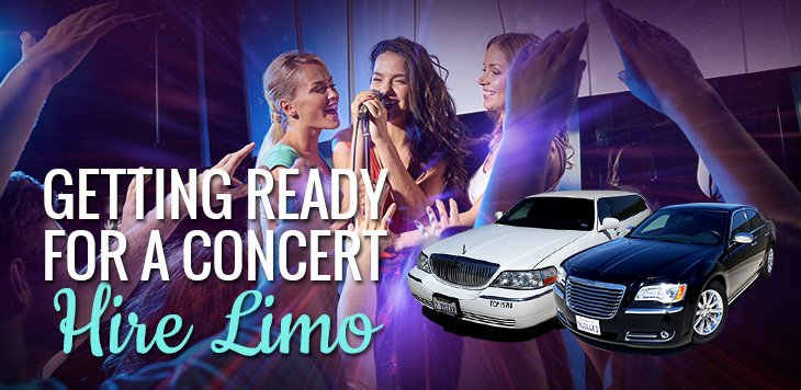 Why Hire Limo Concert Transportation?