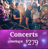 Transportation to Concerts in Antelope Valley