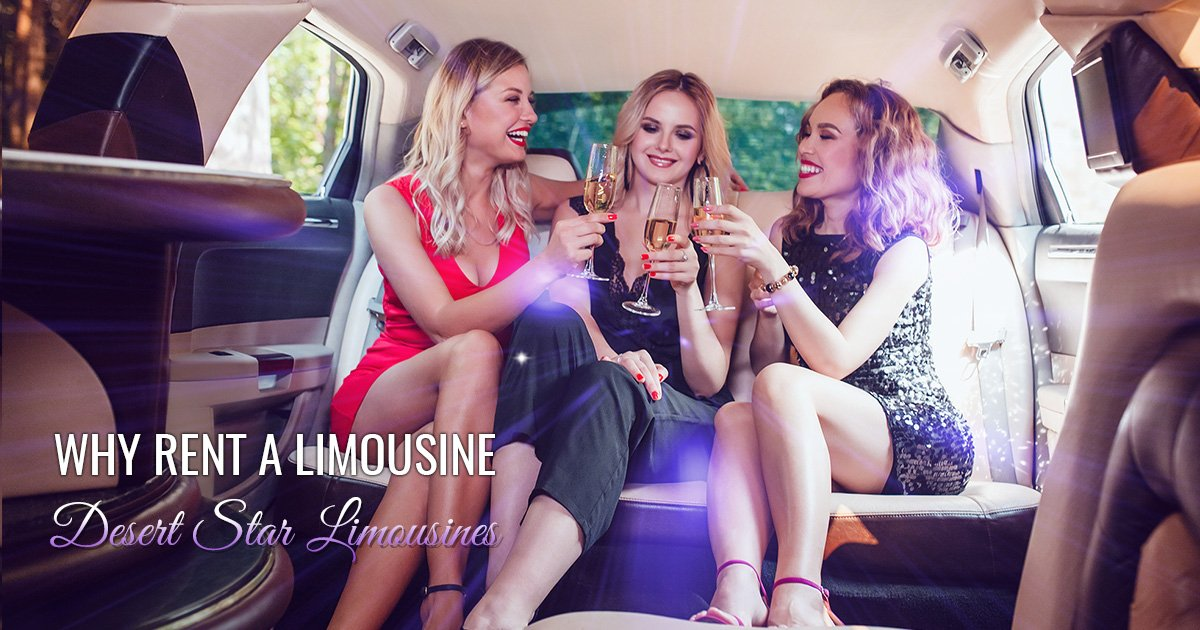 Rent a Limousine in Lancaster CA