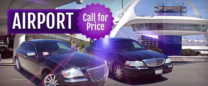 Airport Transportation Services Lancaster CA