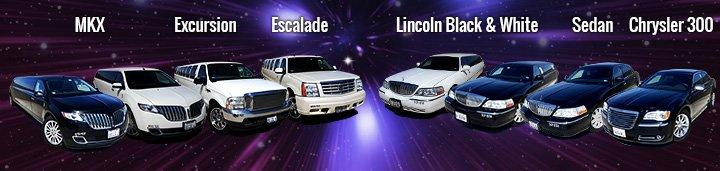 Desert Star Limousine Fleet