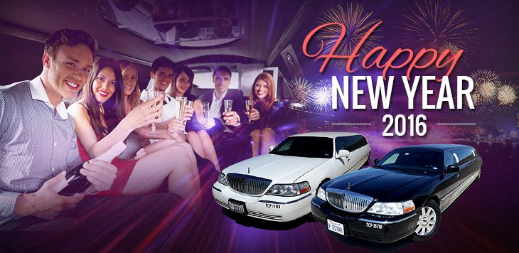 Antelope Valley New Year's Eve Limo Packages