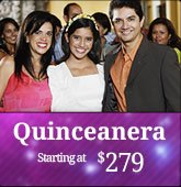Quinceanera Limo Rentals