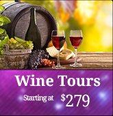 Wine Tour Limo Rentals CA