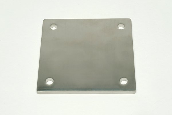 Stainless Steel Backing Plates