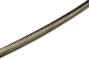"1/4"" Stainless Cable"