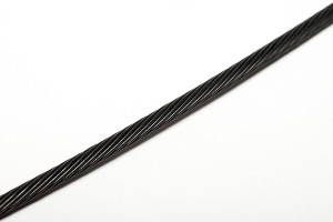 "1/8""Black Oxide Cable"