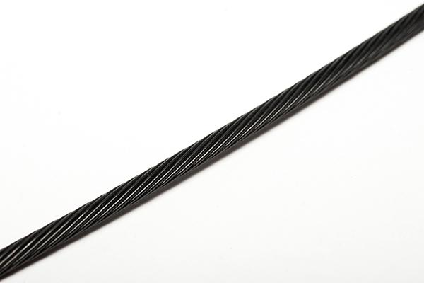 "1/8""Black Oxide Cable"