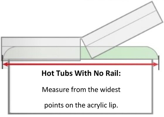 Hot Tubs With No Rail