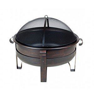 Cornell Wood Burning Fire Pit