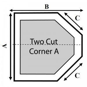 2 Cut Corners - A