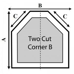 2 Cut Corners - B