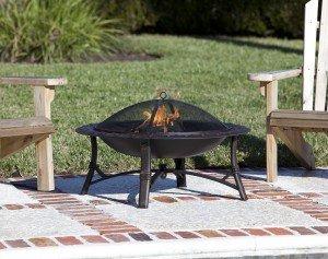Roman Fire Pit