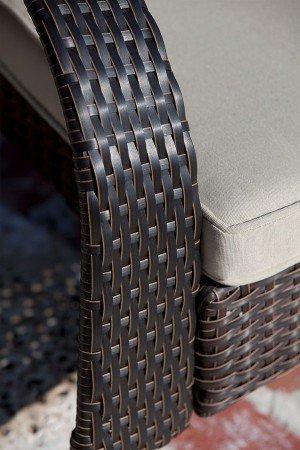 Coconino Outdoor Wicker Chair