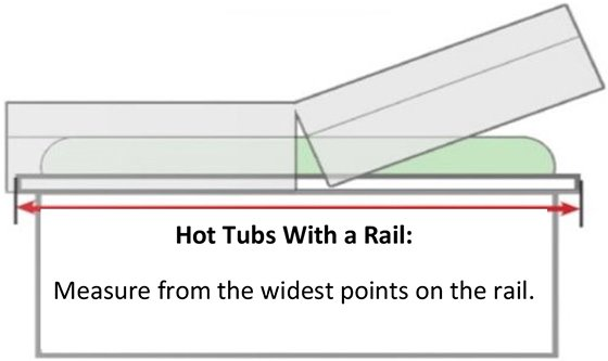 Hot Tubs With a Rail