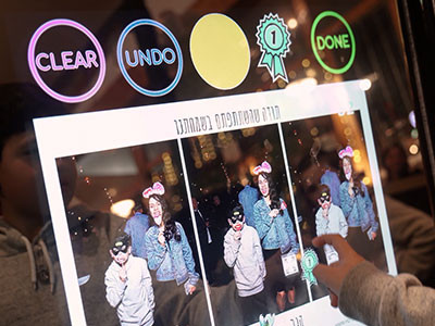 Photo Booth Mirror Rental Rochester NY
