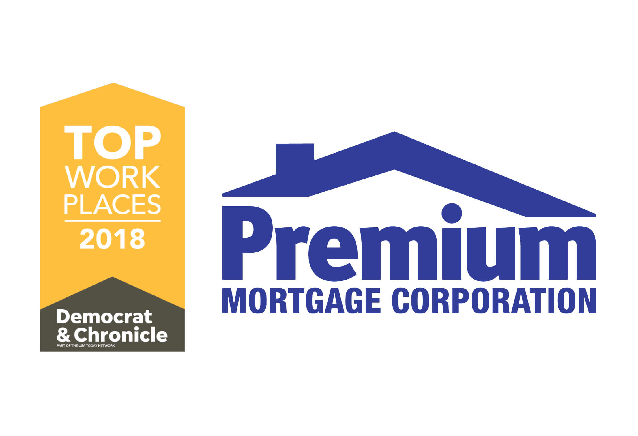 Premium Named Top Workplace 2018