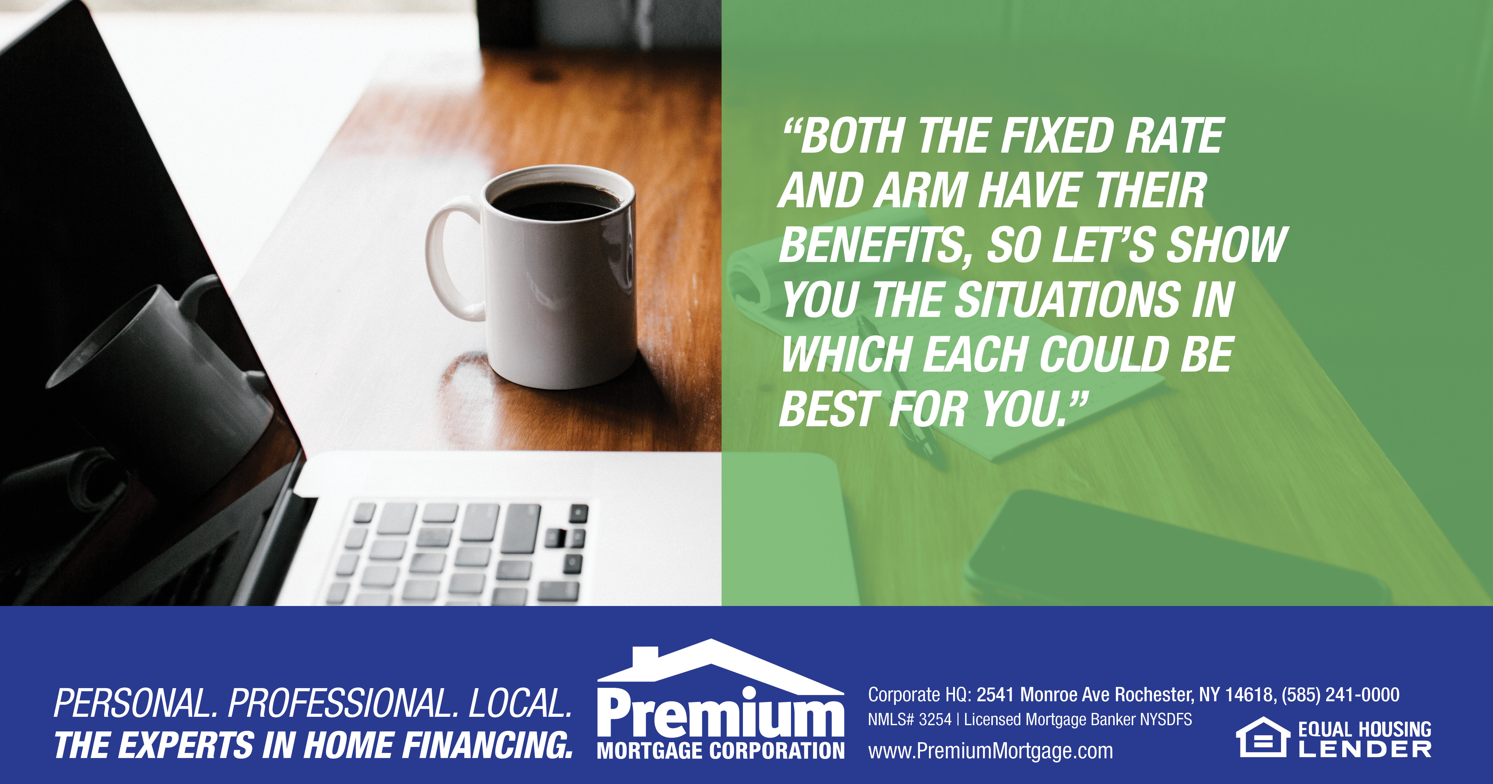 Fixed Rate vs. ARM: Which is Right for You?