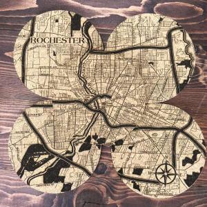 Rochester Coaster Set