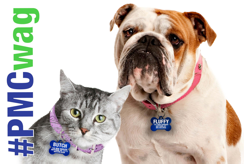 Premium Pet Tags