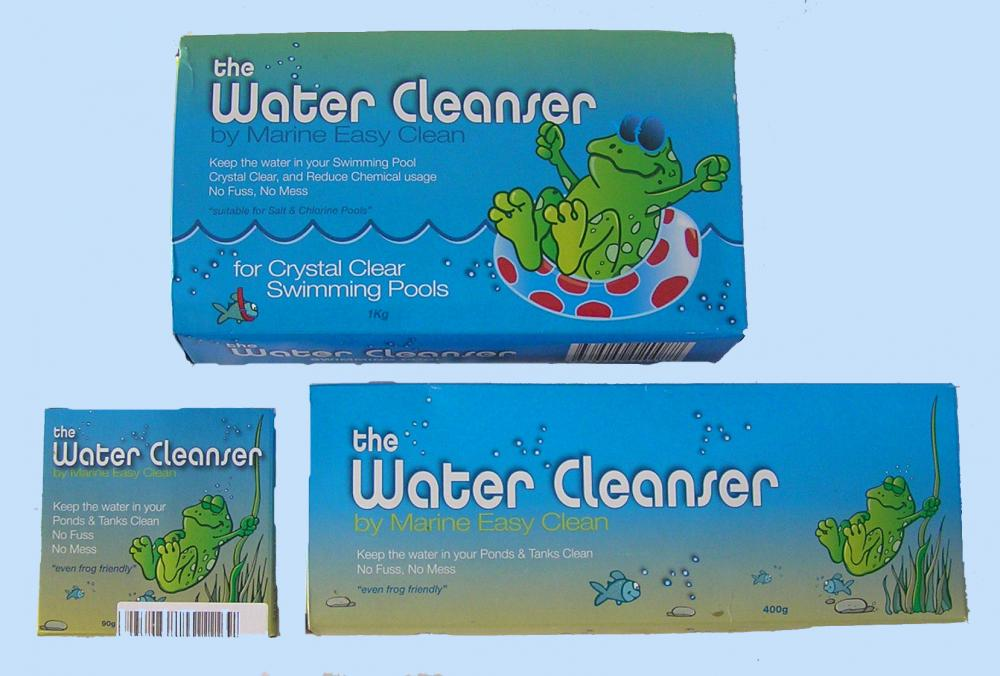 The Water Cleanser
