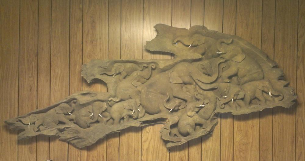 Elephant Wall Art - EL-004