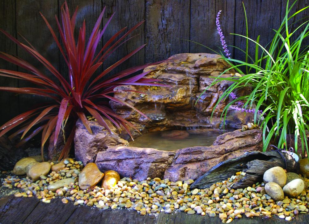 Self-Contained - Small Waterfall Pond-SWP-008