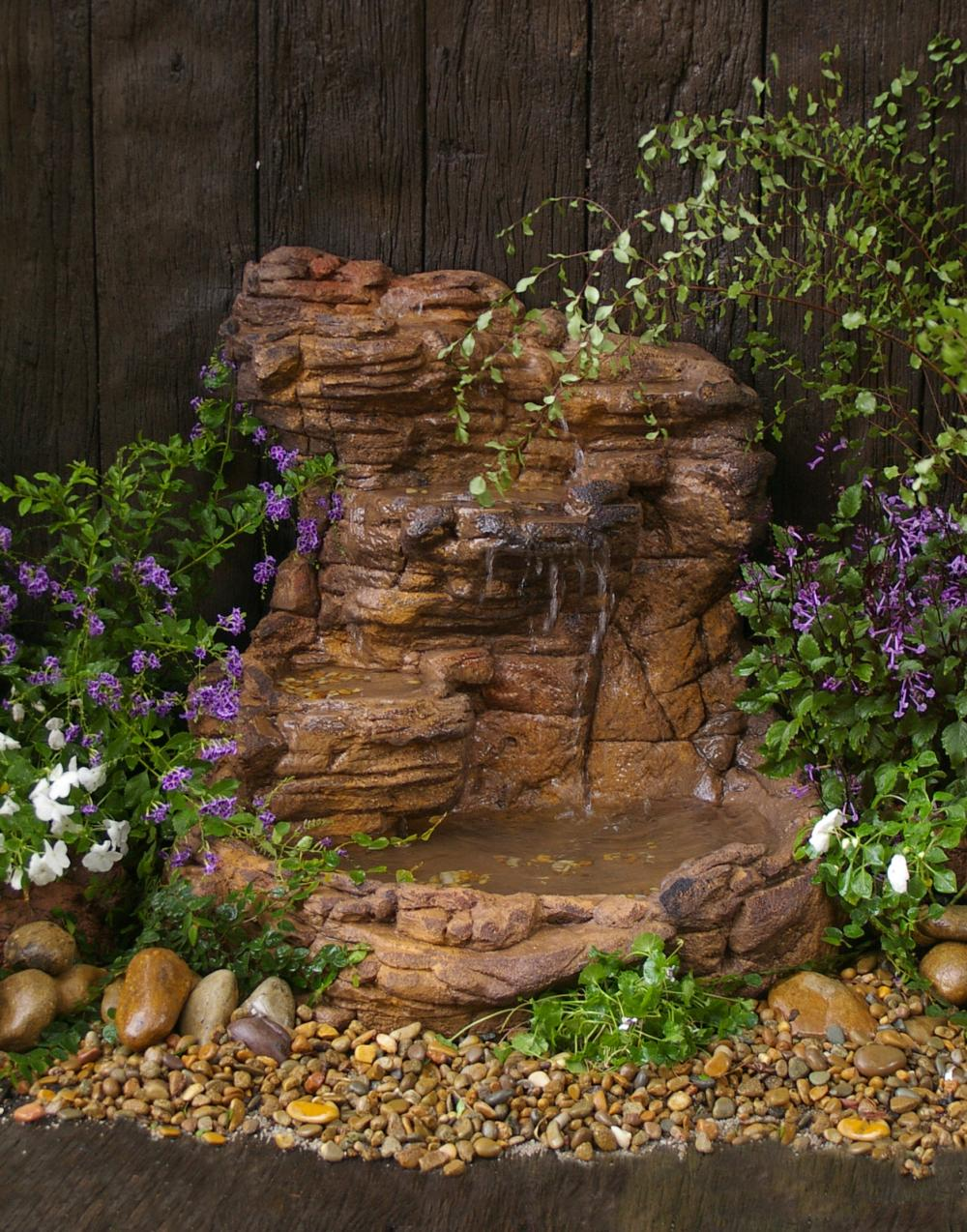 Wall Waterfall Pond (self-contained unit) WWP-008