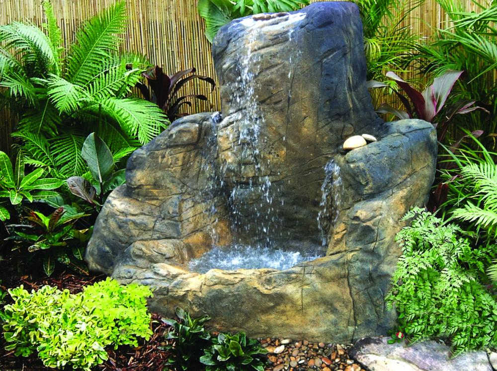 Extra Large Waterfall Pond (self-contained unit) XLWP-002